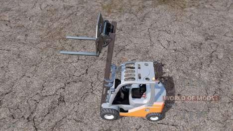 Toyota 62-8FD15 for Farming Simulator 2015