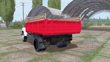 GAZ 53 SOVIET UNION for Farming Simulator 2017