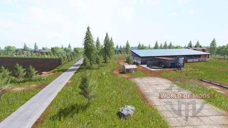 New Bartelshagen for Farming Simulator 2017