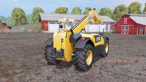 JCB 536-70 v1.0.0.1 for Farming Simulator 2015