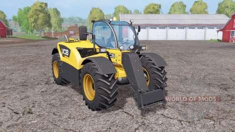 JCB 536.70 for Farming Simulator 2015