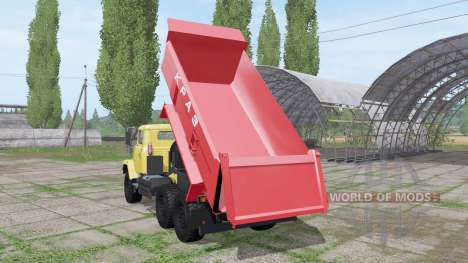 KrAZ 65032-070-02 for Farming Simulator 2017