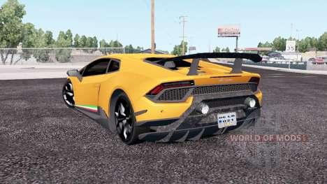 Lamborghini Huracan Performante (LB724) 2017 for American Truck Simulator