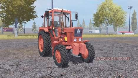 MTZ 82 for Farming Simulator 2013
