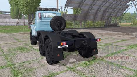Ural 44202-0311-72Е5 for Farming Simulator 2017