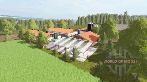 Switzerland for Farming Simulator 2017