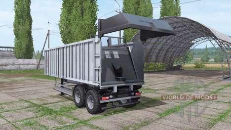 Fliegl Gigant ASS 298 for Farming Simulator 2017