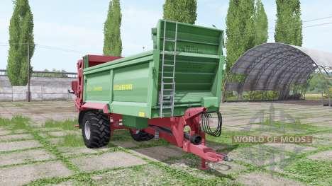 Strautmann MS 1201 v2.2 for Farming Simulator 2017