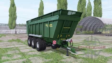 Fortuna FTM 300-8.0 v1.2 for Farming Simulator 2017