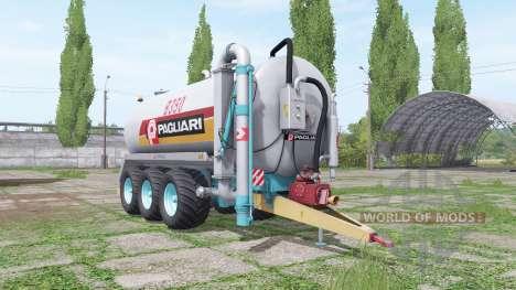 Pagliari B 350 for Farming Simulator 2017