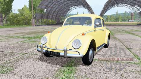 Volkswagen Beetle 1963 for Farming Simulator 2017
