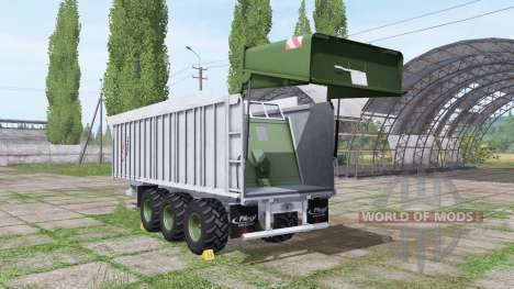 Fliegl Gigant ASW 3101 for Farming Simulator 2017