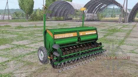 AMAZONE D9 3000 Super for Farming Simulator 2017