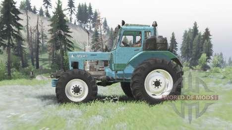 MTZ 82 Belarus for Spin Tires