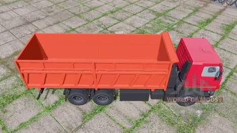 MAZ 6501В9-470-031 for Farming Simulator 2017