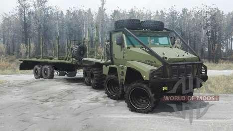 Ural Alligator for Spintires MudRunner
