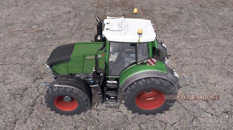 Fendt 1050 Vario S4 for Farming Simulator 2015