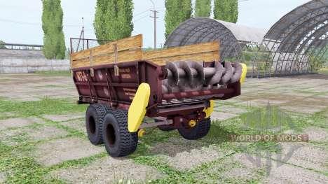 MTT 9 for Farming Simulator 2017