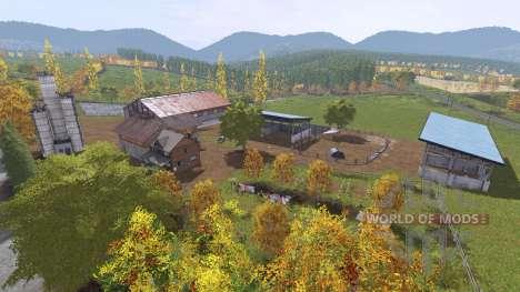 Kleinhau v1.1 for Farming Simulator 2017