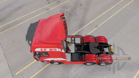 DAF CF85.480 6x4 Space Cab 2006 v0.2.1 for American Truck Simulator