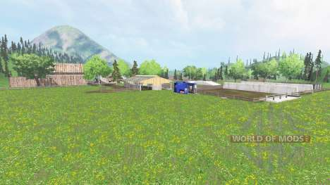Wolles v2.0 for Farming Simulator 2015