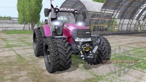 Case IH Puma 240 CVX v1.2 for Farming Simulator 2017