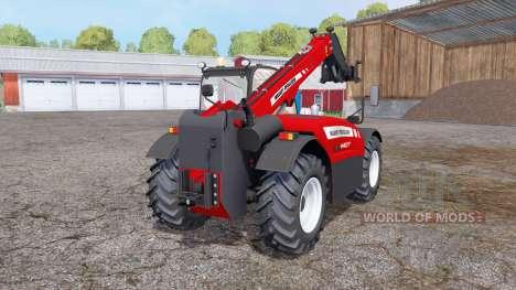 Massey Ferguson 9407 for Farming Simulator 2015