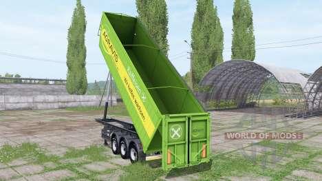 Fliegl DHKA for Farming Simulator 2017