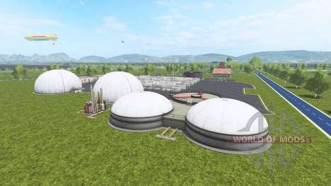 Hungary v1.4 for Farming Simulator 2017