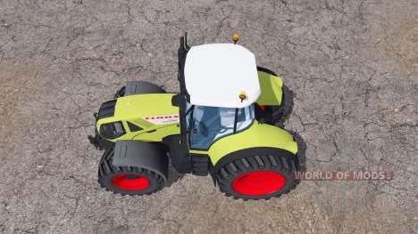 CLAAS Axion 950 v1.1 for Farming Simulator 2013