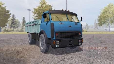 MAZ 500 for Farming Simulator 2013