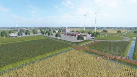 South-West Friesland v1.0.0.3 for Farming Simulator 2017