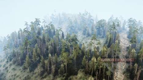 Bancroft Backwood for Spintires MudRunner