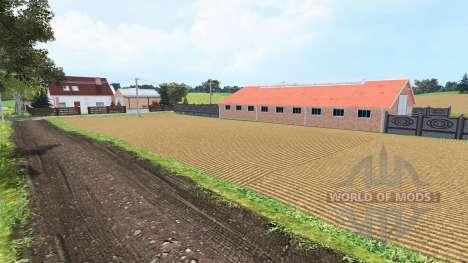 Swietokrzyskie for Farming Simulator 2015