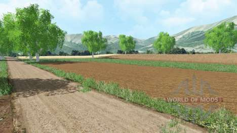 Polska wies for Farming Simulator 2015