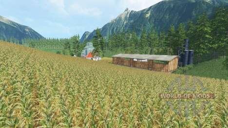 Bergmoor v0.9 for Farming Simulator 2015