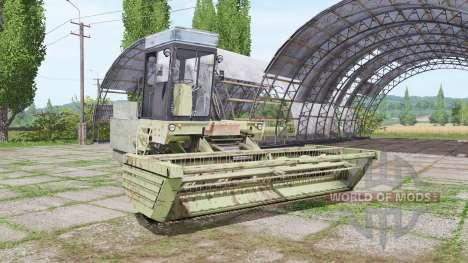 Fortschritt E 281-E v1.3 for Farming Simulator 2017