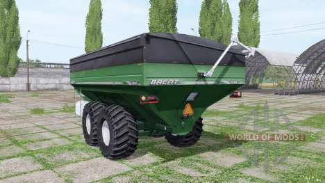 Brent Avalanche 1594 for Farming Simulator 2017