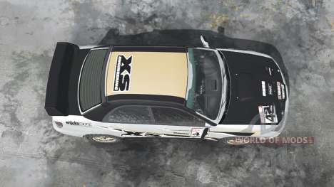 Subaru Impreza WRX STi (GDB) 2007 Rally for Spintires MudRunner