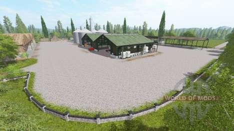 Sherwood Park for Farming Simulator 2017