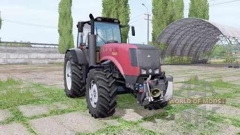 Belarus 2822ДЦ v1.2 for Farming Simulator 2017
