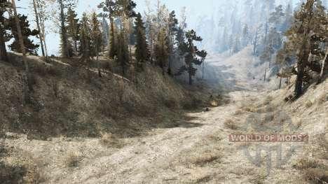 Logging 01 for Spintires MudRunner