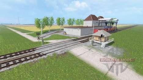 North Frisia v2.0 for Farming Simulator 2015