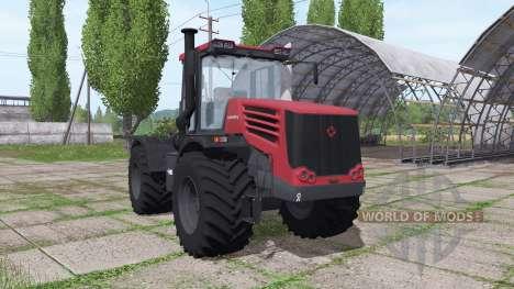 Kirovets K-744Р4 for Farming Simulator 2017