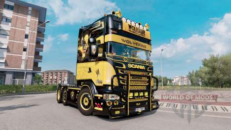 Scania R520 Wolverine for Euro Truck Simulator 2