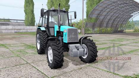 MTZ-1221 Belarus tuning v1.1 for Farming Simulator 2017