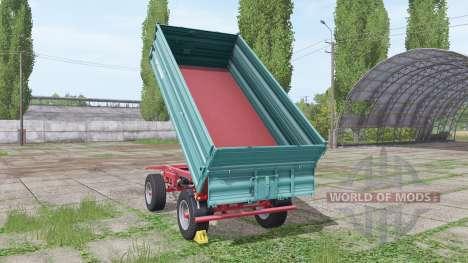 Farmtech ZDK 1100 for Farming Simulator 2017