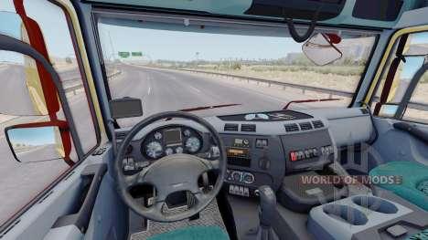 DAF CF85.530 4x2 Space Cab 2006 for American Truck Simulator