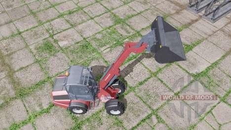 Weidemann 4270 CX 100T v1.0.1 for Farming Simulator 2017