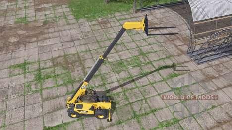 JCB 536-70 v2.0 for Farming Simulator 2017